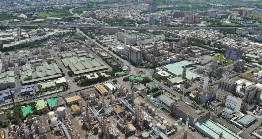 紀雲曜觀點:大社工業區石化廠遷入大林蒲新產業園區的不確定