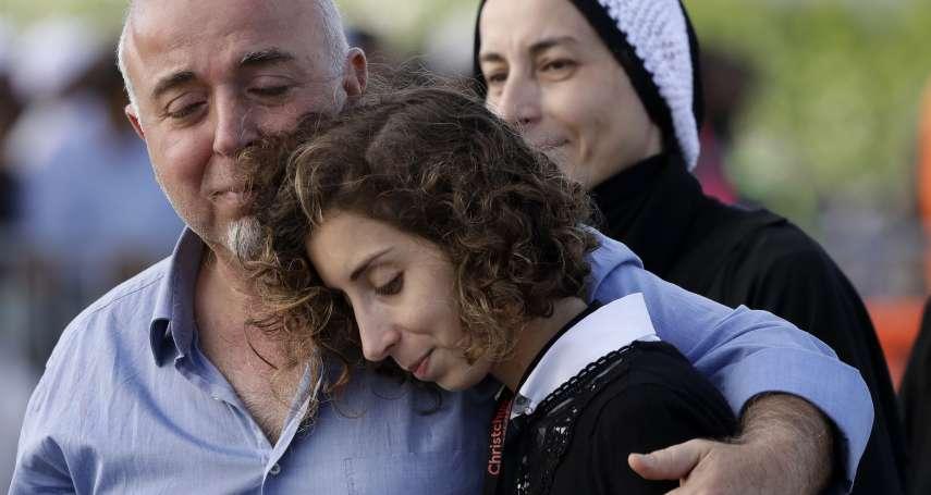 「謝謝您的話、謝謝您的眼淚」悼念清真寺恐攻死難者 紐西蘭全國默哀兩分鐘