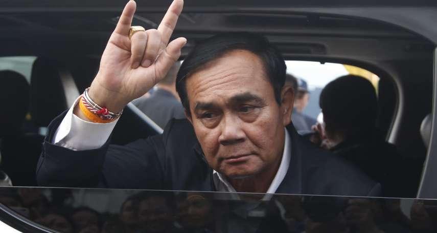 「我相信泰國民主仍有希望!」泰國學運領袖秦聯豐:帕拉育的權力不再像選前一樣鞏固