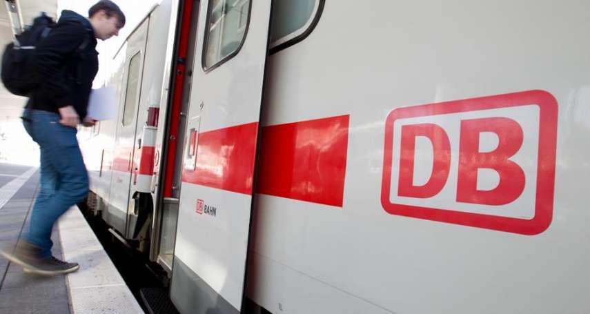 重新擦亮蒙塵的「德意志神話」!改善火車誤點,德國政府要砸500億歐元