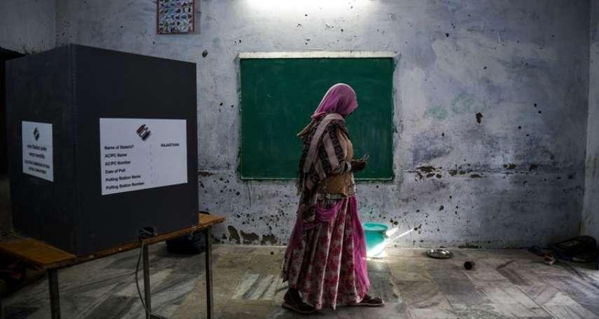 身為全球人口最多的民主大國,卻有2000多萬女選民「被消失」!印度民主的驕傲與不堪