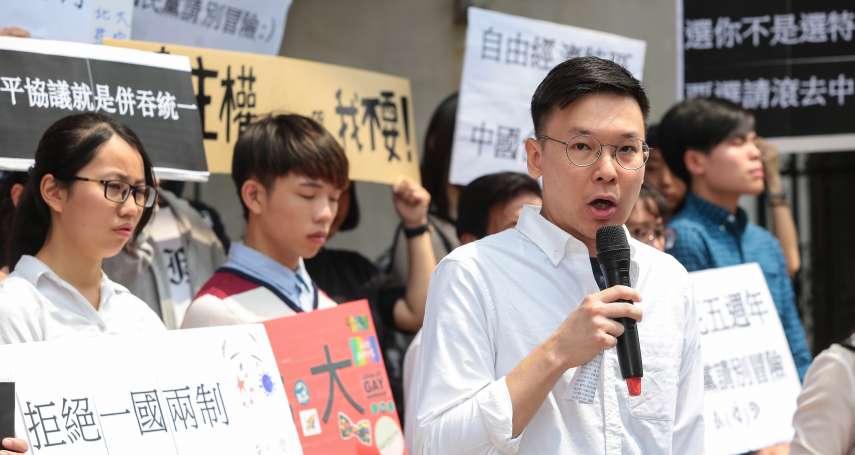 「學姊」黃瀞瑩稱統獨是假議題掀波 林飛帆一句話巧妙回應