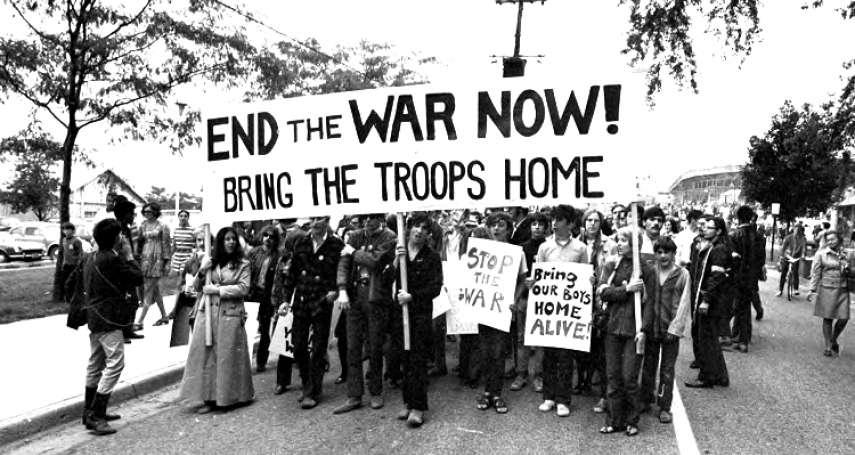 翁履中觀點:報告總統!美國人不想為台灣打仗怎麼辦?