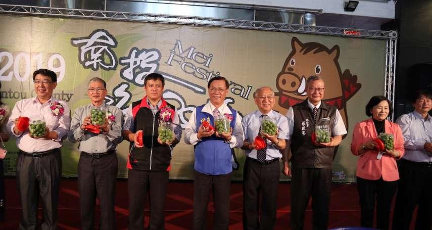 南投梅子節活動31日展開 歡迎鬥陣來做梅
