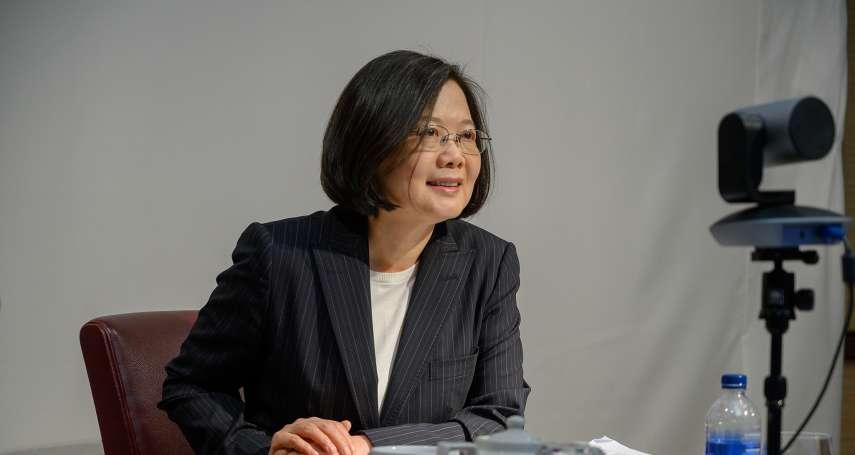 蔡英文出訪結束返台 「繼續努力帶領台灣尊嚴走向世界」