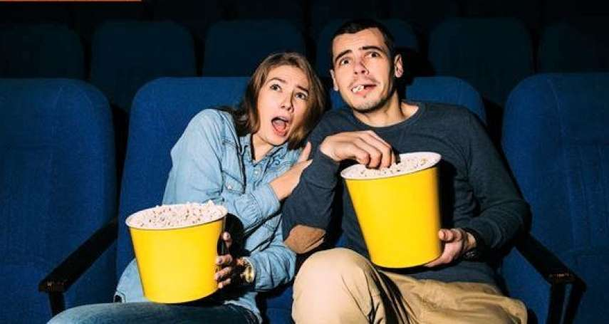 看恐怖片是自虐?很多人覺得超抒壓!精神科醫師揭「恐怖片迷」自己也沒察覺的心理真相