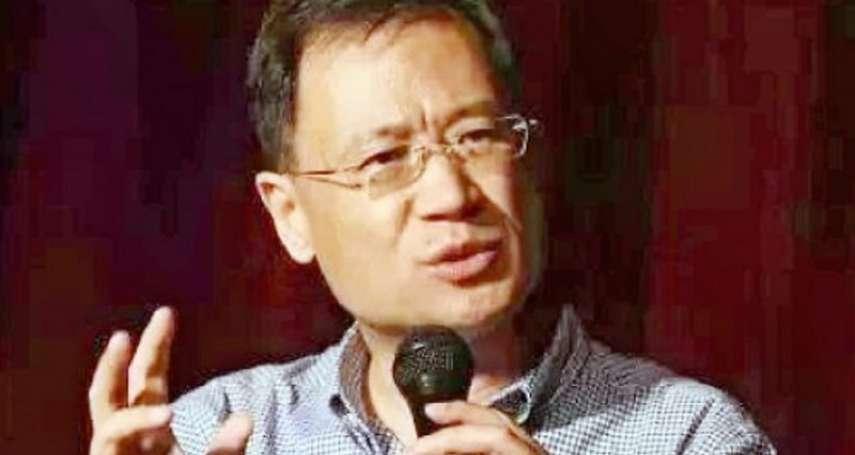 重砲批習政權失德、無恥 「中國最敢言知識分子」許章潤被誣「嫖娼」,遭北京警方逮捕!
