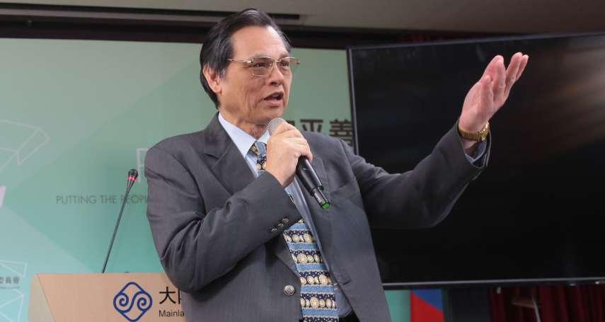 風評:陳明通VS.陳吉仲,蔡政府以韓國瑜一人為敵的蒼白