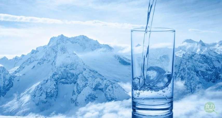 明明都是水,為何能賣那麼貴?揭「冰河水」受人追捧的秘密!柔順口感原來是這樣來的…