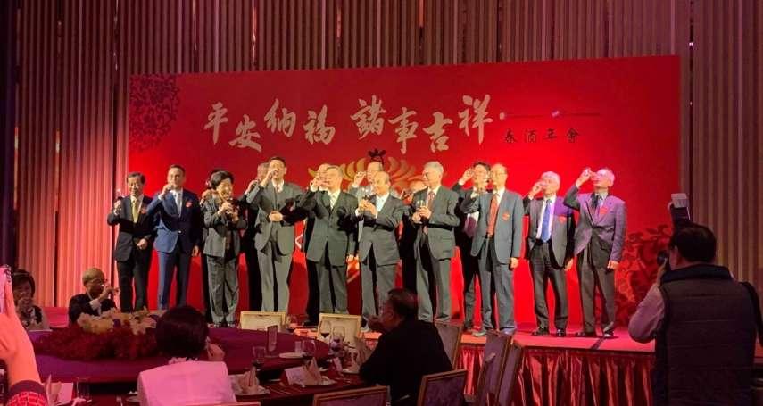 醫療科技為台灣下世代黃金產業關鍵 王金平呼籲產業同心、興利除弊