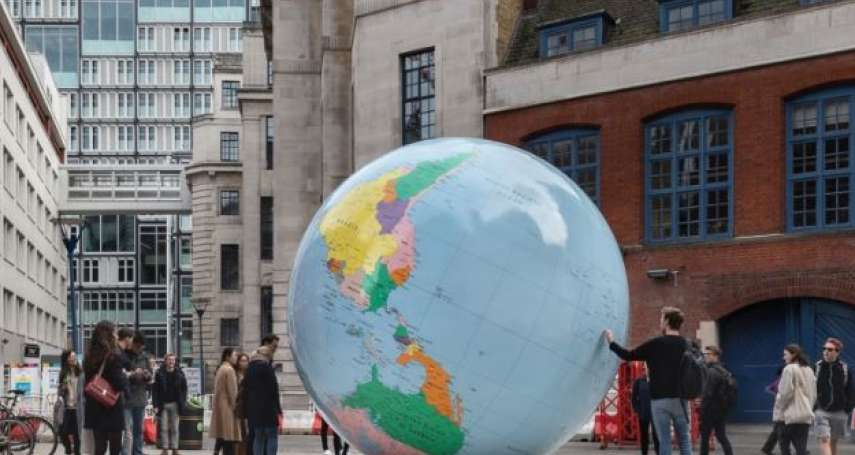 地球儀風暴》倫敦政經學院矮化台灣 台灣英國留學生投書英媒,發起連署抗議