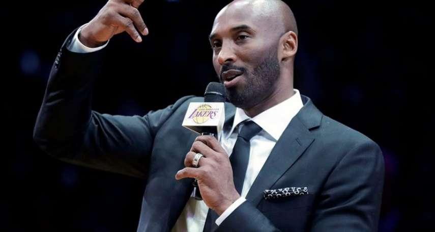 布萊恩墜機逝世》生前造訪台灣5次 堪稱最愛台NBA球星