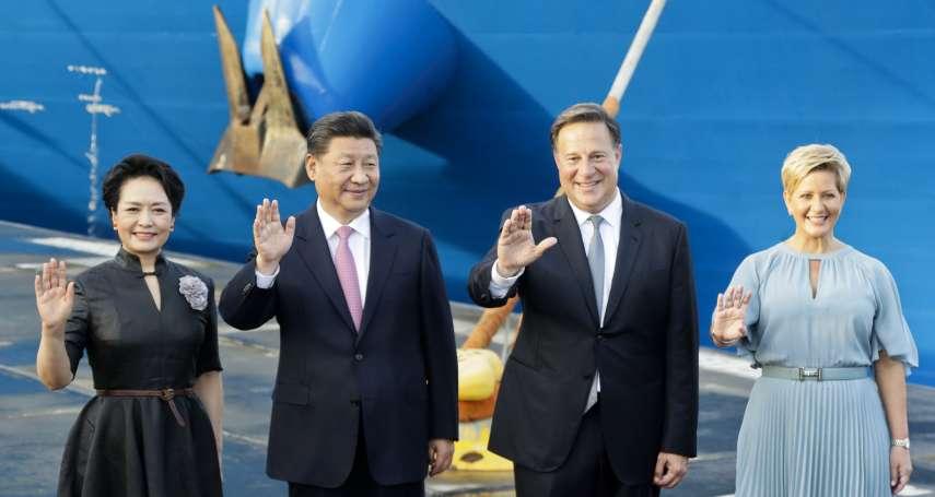 中國收買政客搶台灣邦交國!巴拿馬媒體披露:前總統瓦雷拉與台斷交可拿42億報酬