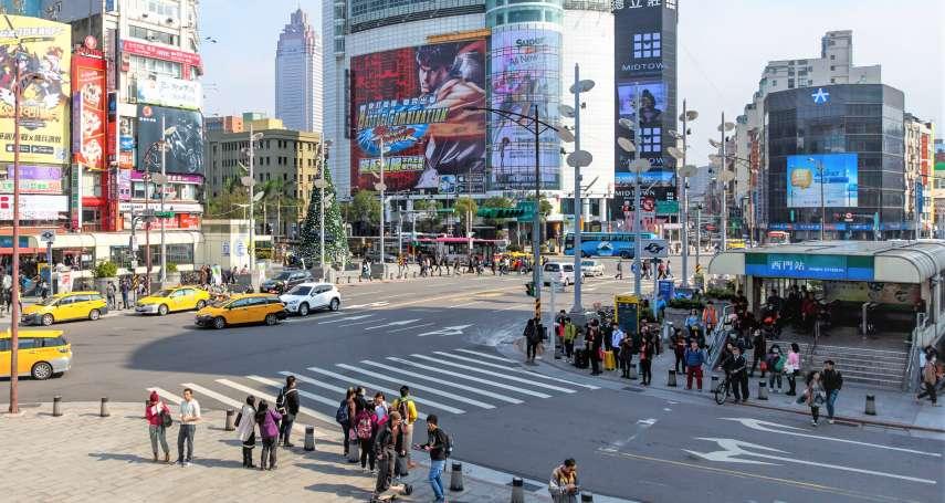 「天價店租」讓東區慘淪全台最貴鬼街,卻沒嚇跑西門町商家!在地人揭3大內情