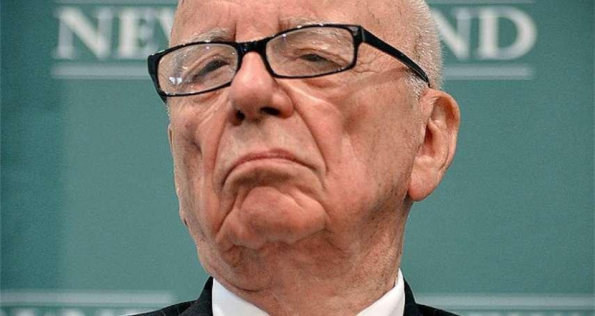 煽動英國脫歐、極右派崛起、澳洲總理被推翻…《紐時》披露梅鐸媒體帝國一步步破壞西方民主