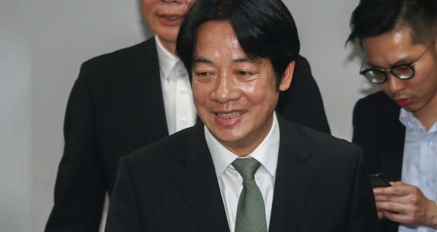 韓國瑜稱台灣沒軍法像「太監穿西裝」 賴清德:韓市長引喻失當