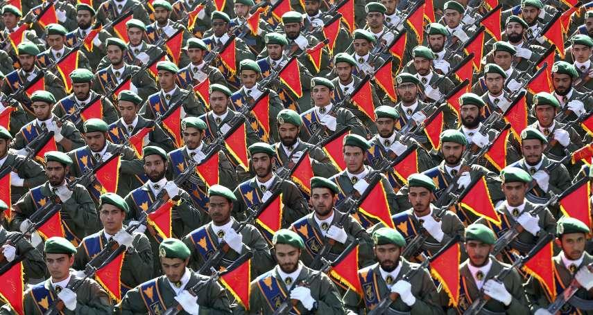 防疫還是作秀?伊朗革命衛隊對抗武漢肺炎疫情 「醫院是前線,離開就是逃兵」