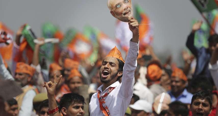 印度大選》地表最大規模選舉結果揭曉:國會席次壓倒性過半,總理莫迪輕鬆連任!