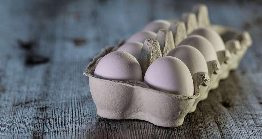 如何知道蛋有沒有變質?英國研究教你這招,瞬間檢驗出蛋新不新鮮、還能不能吃