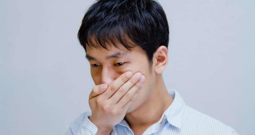 九成台灣人有口臭卻不自知?專家揭嚇人真相:都是「這個」生活習慣造成的