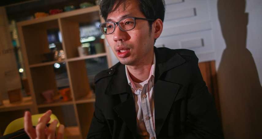 抗議、示威都沒用,要如何讓世衛看見台灣?姜冠宇揭露新公民外交計畫