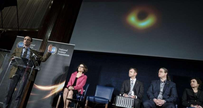 比太陽大65億倍的神秘黑洞!當史上首張照片亮相,人類之前的猜想是對是錯?