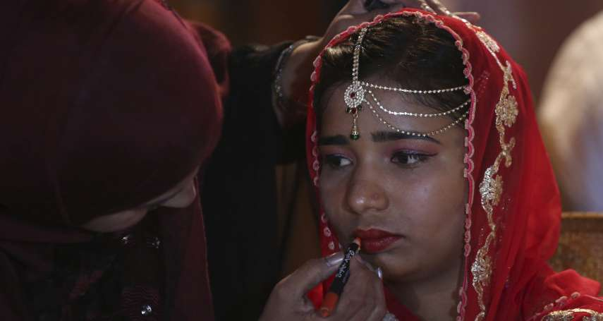 巴基斯坦允許一夫多妻制 但未過這關卡就是這種下場