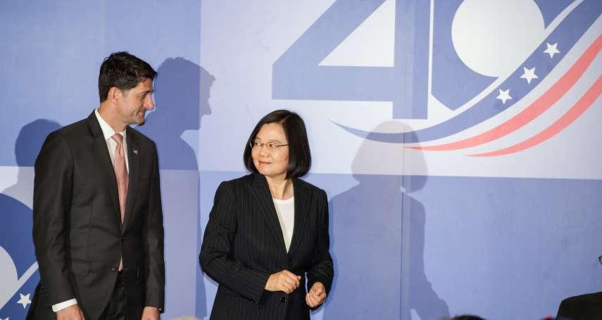 「美國不承認中華民國,卻讓總統過境訪問」 駐台獨立記者:台灣處境是地緣政治的荒誕產物