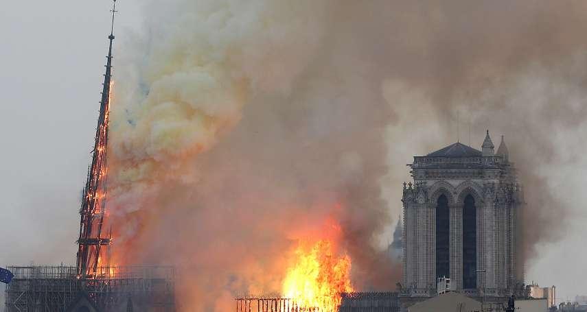 文明消失中》別等到失去才懂得珍惜!盤點2020年必探訪的25個文化遺產,巴黎聖母院也上榜