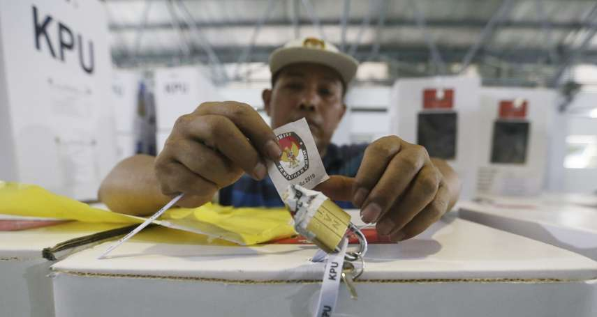 印尼民主選舉的犧牲品》7億5000萬張選票全部人工計算 逾270名選務人員過勞身亡