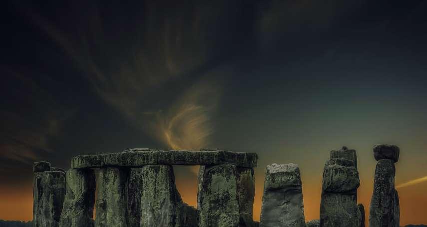 誰是英國神秘巨石陣的建造者?最新研究:6千年前來自小亞細亞的移民!