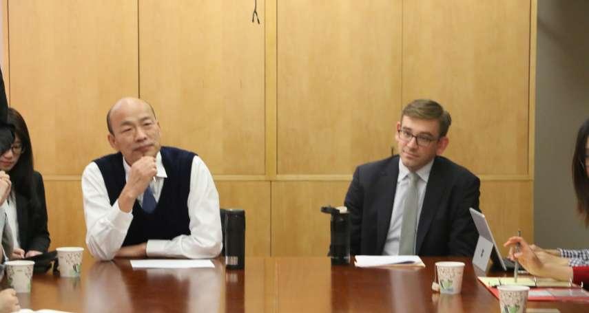 陳國祥觀點:韓總統參選人來了!