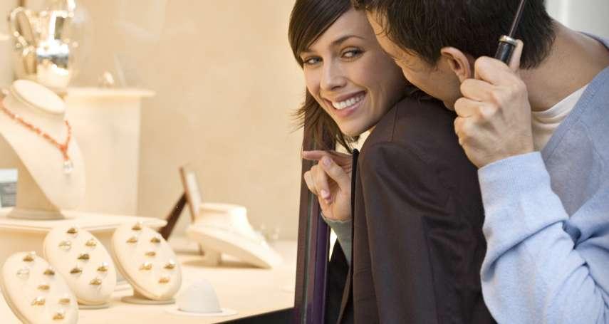 不用苦苦「鑽」研!全球十大婚戒品牌 AMC 鑽石教你選鑽四大招