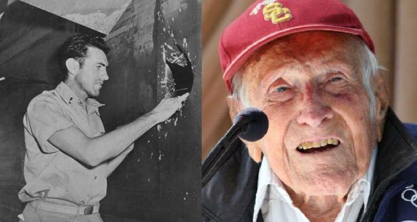 美奧運選手二戰被俘,慘遭日軍虐打、在糞堆伏立挺身1千下!揭路易斯•讚佩里尼傳奇人生