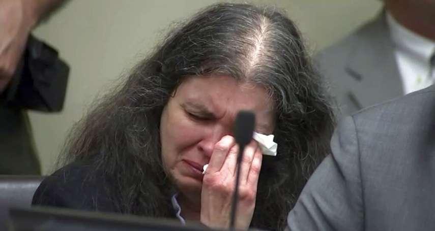 「爸媽奪走我全部的人生,現在我要拿回來」加州獸父獸母長年囚虐13子女,被判終身監禁