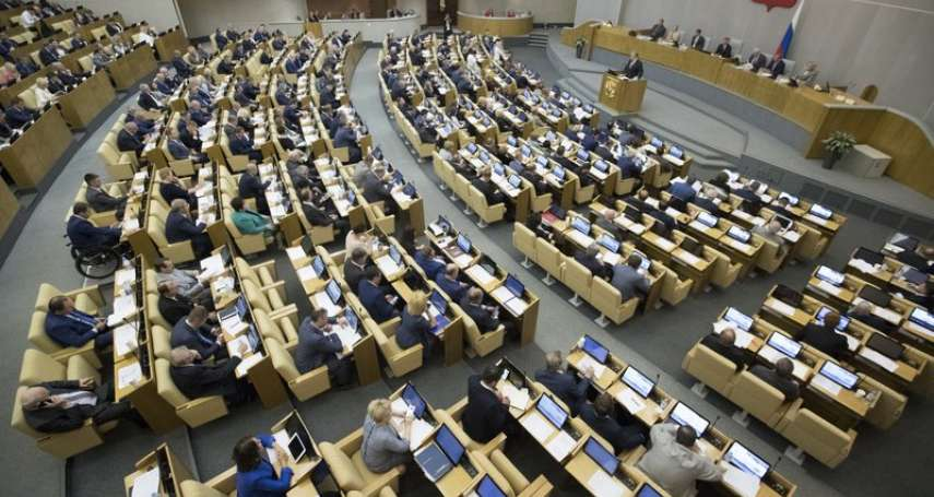 國家杜馬立法建「俄網」 俄羅斯:不像中國一樣「與世隔絕」