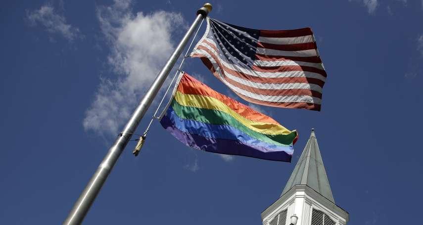 2020美國總統大選》逾7成LGBT選民挺拜登 通過《平等法案》成上任百日要務