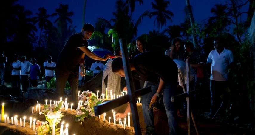 美國、印度情報單位屢次預警,斯里蘭卡為何躲不掉復活節連環恐攻?CNN:政治內鬥造成國安空窗