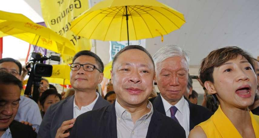香港民主運動領袖戴耀廷出獄:雖然前路崎嶇,但香港真正的黃金時代將會來到