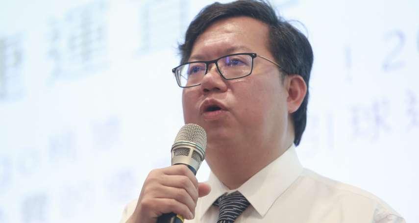 王浩宇轟韓國瑜不手軟 鄭文燦:王不是我乾兒子,我也沒授意