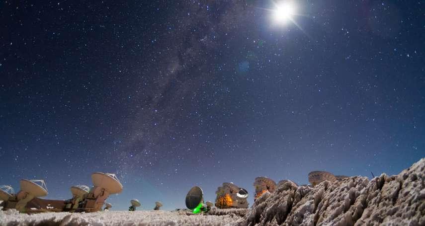 新新聞》從國防跨界天文,中科院參與黑洞觀測,險淪北極熊大餐
