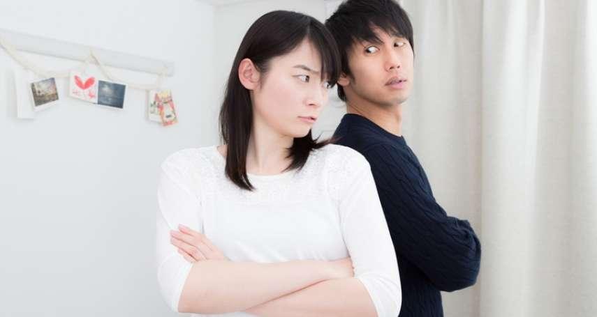 情侶經常為小事吵架,就代表三觀不合?心理師一席話突破盲點:用錯思維只會吵不停