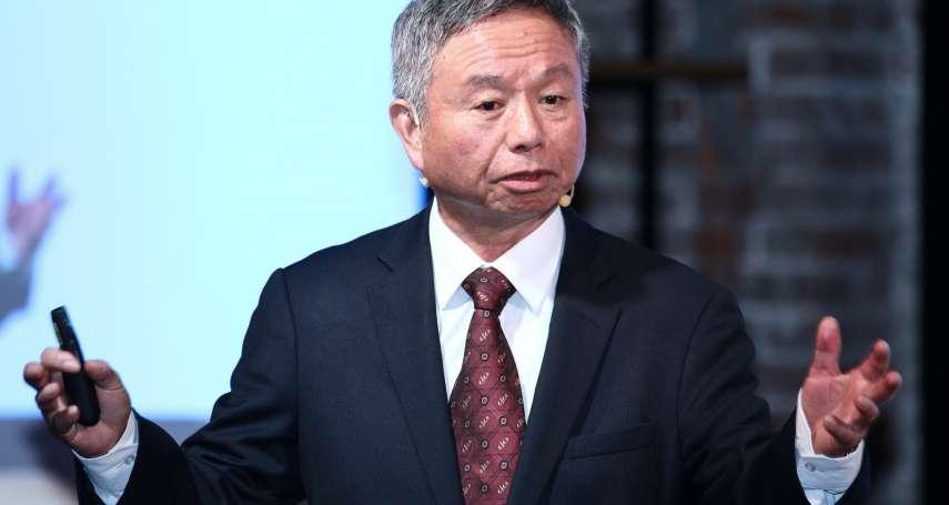 楊志良列白色聯盟不分區立委 呼喚郭台銘加入:國民黨又不愛你