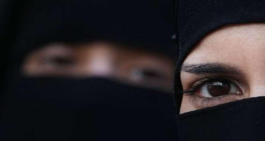 斯里蘭卡禁止穆斯林女性蒙面 詳解各國立場、各款罩袍