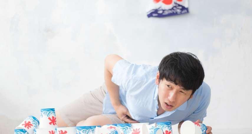 得腸胃炎不能吃止瀉劑?運動飲料也不該喝?醫師一篇詳解正確知識,亂來小心愈病愈嚴重!