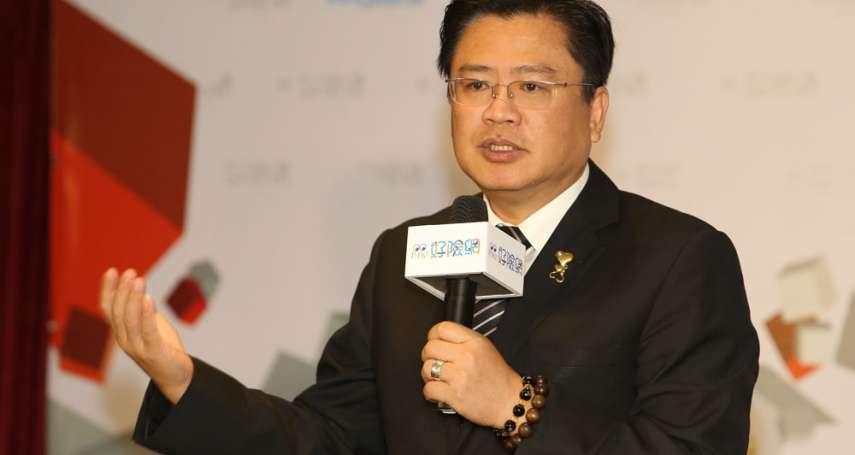 新新聞》許舒博搶商總理事長,王令麟「相絆」?