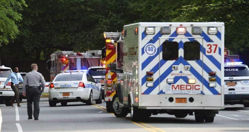 歷史系中輟生回校開殺戒?北卡羅萊納大學驚傳槍擊案,至少2死4傷:嫌犯落網時竟露齒而笑