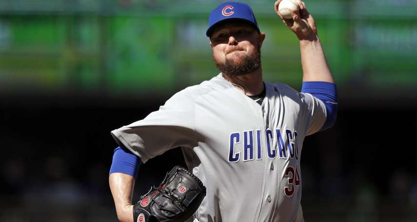 MLB》小熊隊史最佳自由球員? 教頭:冷靜和競爭心成就列斯特