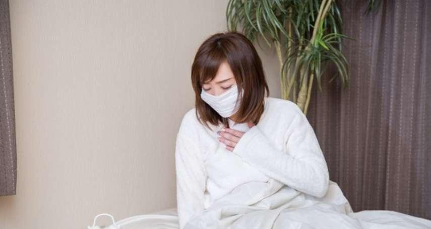 咳嗽、喉嚨痛,千萬不要吃到糖!中醫師:想要止咳化痰,這些食物絕對不能碰