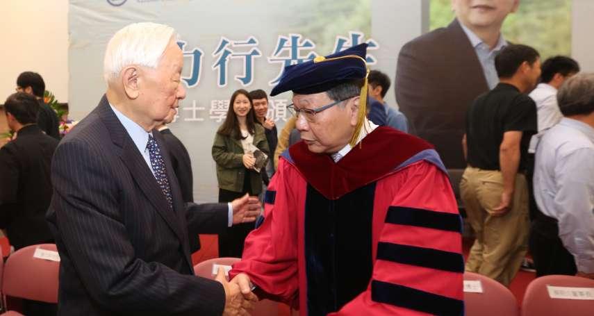 「雖然頭髮和身材都變了,但我堅信,回台灣是一生最正確的選擇!」聯發科執行長蔡力行的半生自述